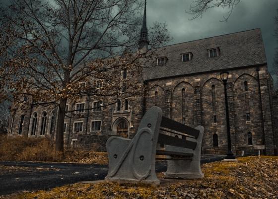 Skinner Hall by Josh de Leeuw